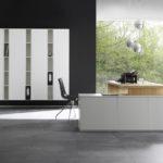 Sudbrock-Home-Schreibtischlösung mit Regal