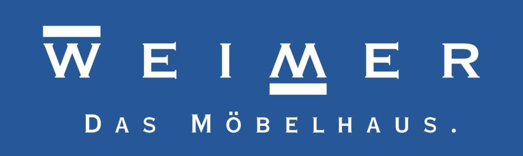 Weimer Das Möbelhaus Logo mit Schriftzug