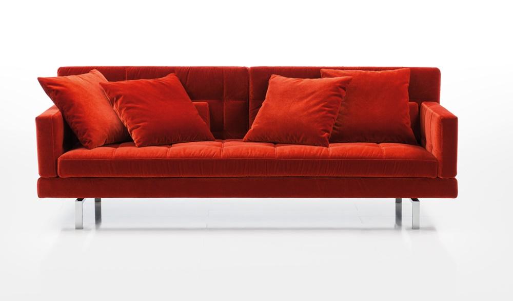Brühl Zweisitzer in Rot