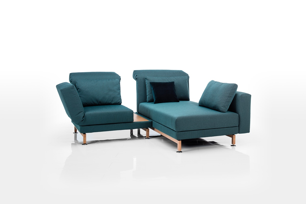 Brühl vielseitige Couch - ob wohnen oder schlafen