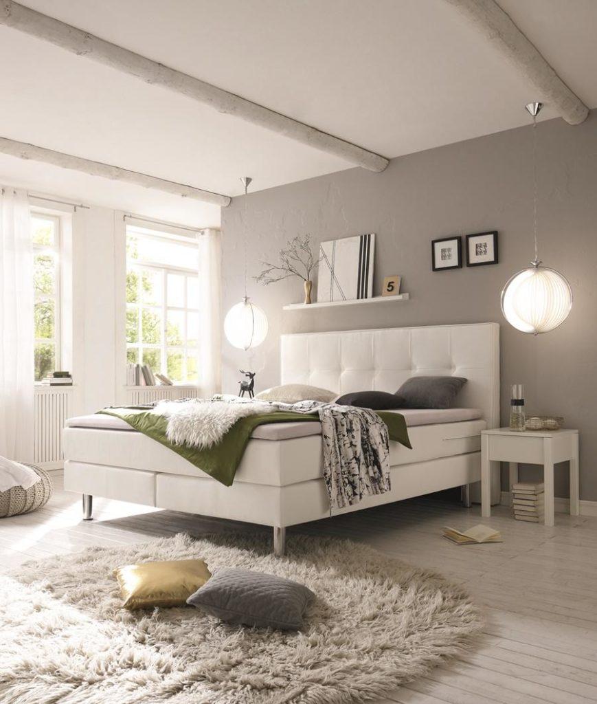 Hasena-Bett weiß