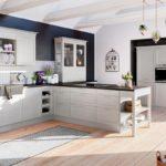 Küchen Häcker -Esche_Satin