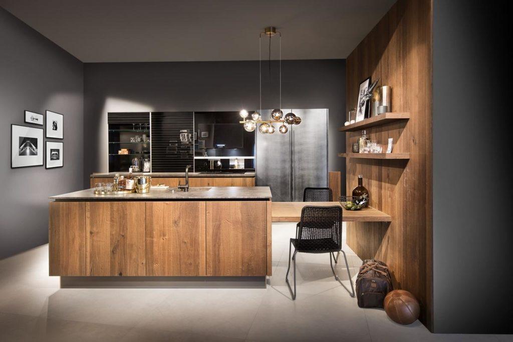 Küchen Haecker-Hausausstellung_2018_Raeuchereiche_Industriestahl