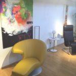 Möbel Weimer Hausausstellung Designer-Sessel