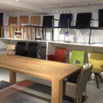 Möbel Weimer Hausausstellung Tisch -Stühle