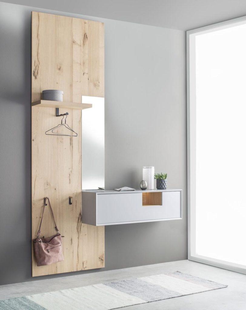 Sudbrock Garderobe - naturholz