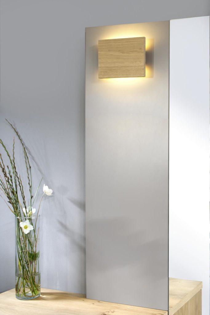 Sudbrock Spiegel mit Beleuchtung