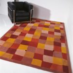 Teppich Braun Collection-Patchwork