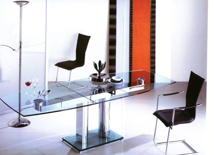 Bacher Glastisch Galerie